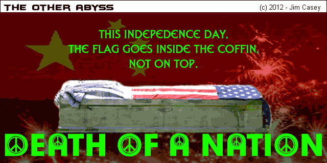 July 4th 2012 - Death Of A Nation
