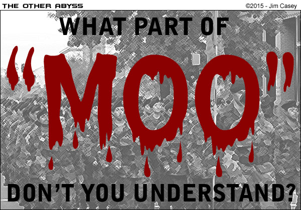 What Part Of Moo Don't You Understand?