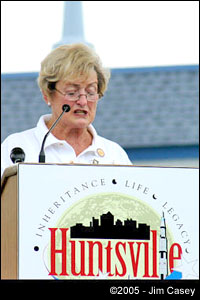 Loretta Spencer - Former Huntsville Mayor
