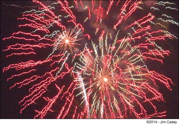 Panoply 2014 Fireworks